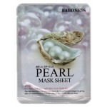 Baroness Paper Mask Sheet-Pearl
