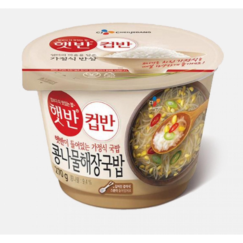 CJ 豆芽湯湯飯 (270 g)