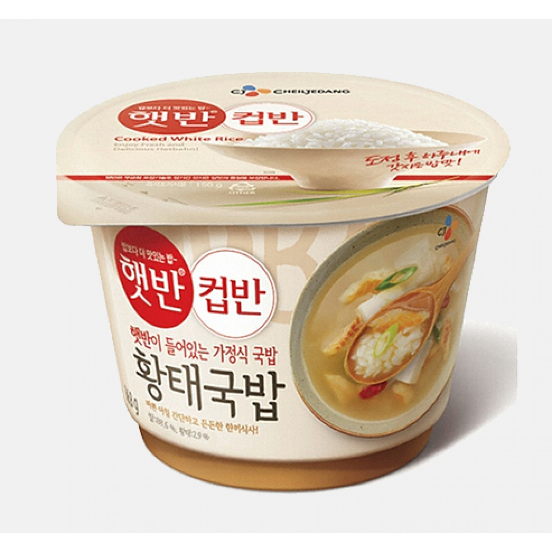 CJ 黃太魚湯飯 (170 g)
