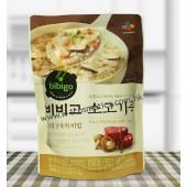 CJ 牛肉冬菇粥 450g