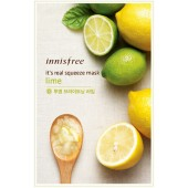 Innisfree It's Real Squeeze Mask-Lime