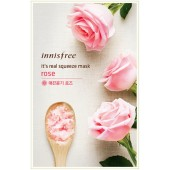 Innisfree It's Real Squeeze Mask-Rose