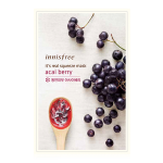 Innisfree It's Real Squeeze Mask-Acai berry