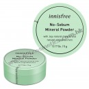 Innisfree 礦物薄荷細緻毛孔控油防汗粉 5g (新版)
