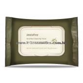 Innisfree 橄欖潔面濕紙巾