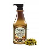 Organia 橄欖紓緩潔膚乳 750g  (此貨品不設免費送貨,可選擇到本店自取,或於荔枝角港鐵站交收)
