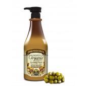 Organia 橄欖紓緩精華護髮液 1,000g  (此貨品不設免費送貨,可選擇到本店自取,或於荔枝角港鐵站交收)