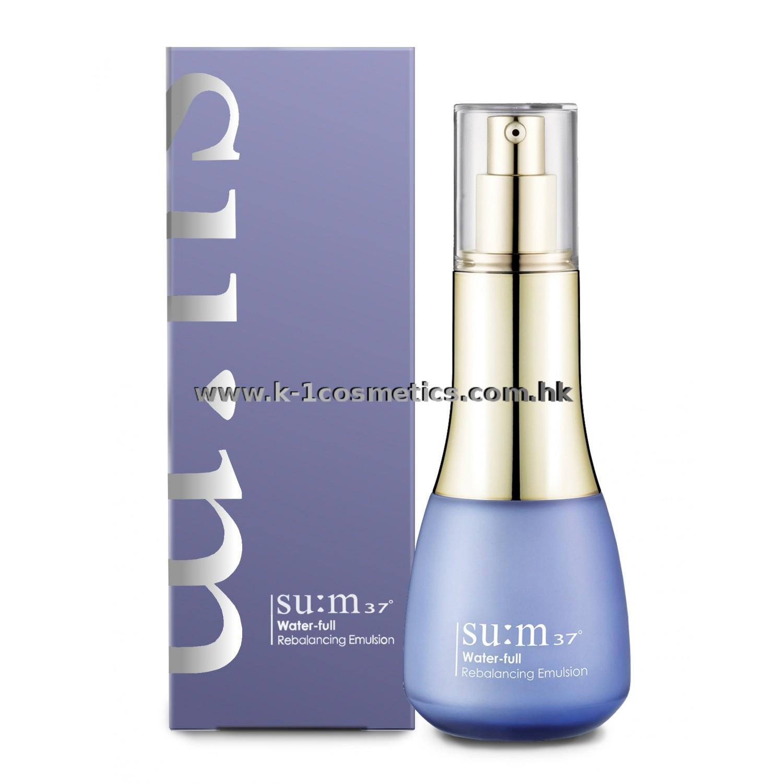 SU:M 37 水漾清潤平衡乳液 120ml