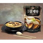 韓國 Yorihada 鮑魚人蔘雞湯 1.1kg