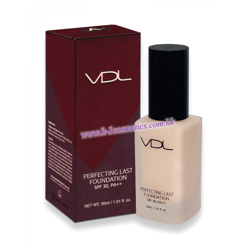 VDL 完美持久粉底 SPF30 / PA++ 顏色 #A02 (30ml)