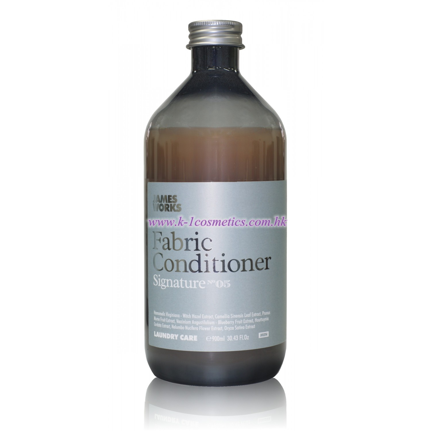 James Works 優質香水柔順劑 (No. 05 Signature) (900 ml)